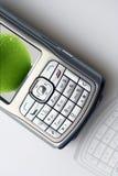 τηλέφωνο φωτογραφικών μηχανών Στοκ Εικόνα