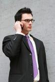 τηλέφωνο χρηστών Στοκ εικόνα με δικαίωμα ελεύθερης χρήσης