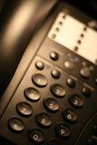 τηλέφωνο 2 γραφείων στοκ φωτογραφίες