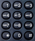 τηλέφωνο 2 πινάκων Στοκ Φωτογραφίες