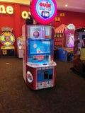 Τηλεοπτικά παιχνίδια Arcade Στοκ Εικόνες