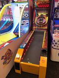Τηλεοπτικά παιχνίδια Arcade Στοκ φωτογραφία με δικαίωμα ελεύθερης χρήσης