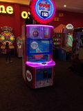 Τηλεοπτικά παιχνίδια Arcade Στοκ Εικόνα