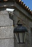 Τηλεοπτική επιτήρηση στο φρούριο Santa Τερέζα Στοκ εικόνες με δικαίωμα ελεύθερης χρήσης