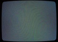 Τηλεοπτική σύσταση Στοκ φωτογραφία με δικαίωμα ελεύθερης χρήσης