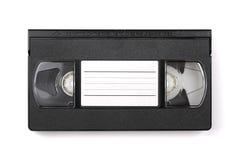Τηλεοπτική ταινία κασετών VHS με το copyspace Στοκ Εικόνες