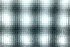 Τηλεοπτικός τοίχος των φωτεινών χρωματισμένος οδηγήσεων Στοκ Φωτογραφίες