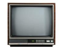 τηλεοπτικός τρύγος Στοκ Εικόνες