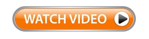 Τηλεοπτικό κουμπί ρολογιών ελεύθερη απεικόνιση δικαιώματος