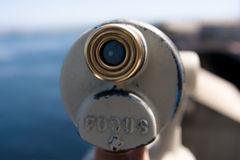 τηλεσκόπιο λεπτομέρεια& Στοκ εικόνες με δικαίωμα ελεύθερης χρήσης