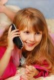 τηλεφωνικές ομιλούσες &n Στοκ Εικόνες