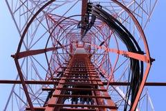 Τηλεφωνικός πύργος 3 στοκ φωτογραφία με δικαίωμα ελεύθερης χρήσης