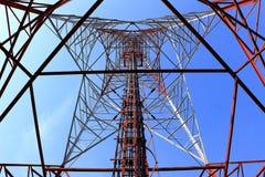 Τηλεφωνικός πύργος 2 στοκ εικόνες με δικαίωμα ελεύθερης χρήσης
