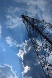 Τηλεφωνικός πύργος στοκ φωτογραφίες με δικαίωμα ελεύθερης χρήσης