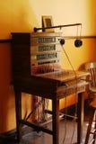 τηλεφωνικός τρύγος τηλε& Στοκ εικόνα με δικαίωμα ελεύθερης χρήσης