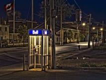 τηλεφωνικό κοινό Στοκ εικόνα με δικαίωμα ελεύθερης χρήσης