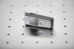 τηλεφωνικό ραδιόφωνο Στοκ Εικόνα