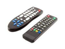 Τηλεχειρισμός TV Στοκ Εικόνα