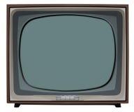 τηλεόραση bw Στοκ Εικόνα