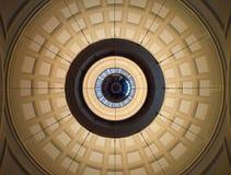 της Βαρκελώνης ceiling de franca σταθμό& Στοκ φωτογραφία με δικαίωμα ελεύθερης χρήσης