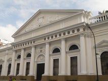 Της Βενεζουέλας εθνικό ομοσπονδιακό νομοθετικό παλάτι συνελεύσεων, Καράκας στοκ φωτογραφία με δικαίωμα ελεύθερης χρήσης