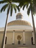 Της Βενεζουέλας εθνικό ομοσπονδιακό νομοθετικό παλάτι συνελεύσεων, Καράκας στοκ εικόνες με δικαίωμα ελεύθερης χρήσης