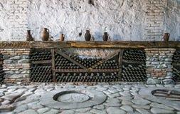 Της Γεωργίας κελάρι κρασιού στοκ φωτογραφίες με δικαίωμα ελεύθερης χρήσης