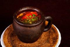 Της Γεωργίας κουζίνα - Chanahi στοκ φωτογραφίες με δικαίωμα ελεύθερης χρήσης