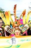 Της Ιάβας τέχνες και παρέλαση πολιτισμού σε Batang στοκ εικόνες