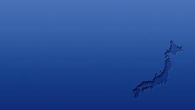 Της Ιαπωνίας αποκόπτω? υπόβαθρο επίδραση ταπετσαριών χαρτών κενή τρισδιάστατη Στοκ εικόνες με δικαίωμα ελεύθερης χρήσης