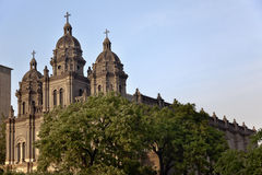 της Κίνας Joseph ST καθεδρικών ναώ στοκ εικόνες