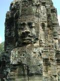 Της Καμπότζης γλυπτό πετρών angkor wat χαρασμένο στοκ εικόνα με δικαίωμα ελεύθερης χρήσης