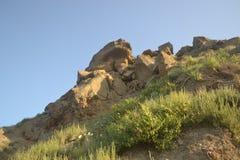 Της Κριμαίας βουνά â€» ένα μοναδικό φαινόμενο Στοκ φωτογραφίες με δικαίωμα ελεύθερης χρήσης