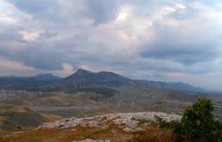 της Κριμαίας βουνά Στοκ φωτογραφίες με δικαίωμα ελεύθερης χρήσης