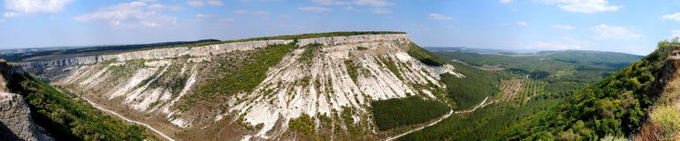 της Κριμαίας βουνά Στοκ Φωτογραφία