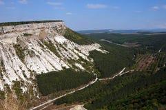 Της Κριμαίας βουνά Στοκ φωτογραφία με δικαίωμα ελεύθερης χρήσης