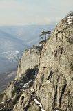 της Κριμαίας βουνό Στοκ Εικόνα
