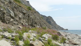 Της Κριμαίας βράχοι 6 Στοκ Εικόνα