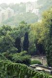 Της Κριμαίας φύση Θερινή βροχή Στοκ φωτογραφία με δικαίωμα ελεύθερης χρήσης