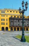 Της Λίμα παλαιό κέντρο Στοκ Εικόνα