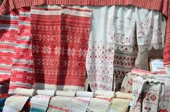 Της Λευκορωσίας πετσέτες Στοκ εικόνα με δικαίωμα ελεύθερης χρήσης