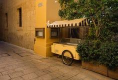 Της Μάλτα ιστορία Mdina Rabat Μάλτα στοκ εικόνα με δικαίωμα ελεύθερης χρήσης