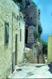 Της Μάλτα χωριό στοκ εικόνα