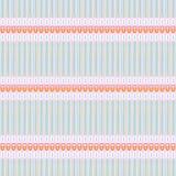 Της Μέμφιδας άνευ ραφής διανυσματικό σχέδιο λωρίδων ύφους γεωμετρικό Απεικόνιση αποθεμάτων