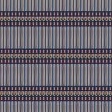 Της Μέμφιδας άνευ ραφής διανυσματικό σχέδιο λωρίδων ύφους γεωμετρικό Διανυσματική απεικόνιση