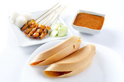 Της Μαλαισίας Apam balik τροφίμων Στοκ Εικόνα