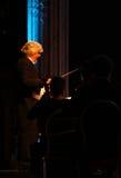 Της Ρήγας συναυλία μουσικής οπερών φεστιβάλ 2013 υπαίθρια. Στοκ Φωτογραφία