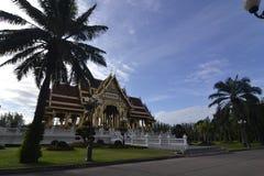 Της Ταϊλάνδης ταϊλανδικός πολιτισμός ύφους αρχιτεκτονικής ταϊλανδικός Στοκ Φωτογραφία