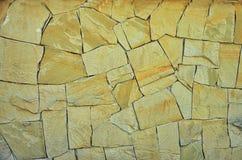 Της υφής τοίχος από μια πέτρα στοκ φωτογραφία με δικαίωμα ελεύθερης χρήσης