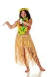 της Χαβάης έτοιμος χορού Στοκ Εικόνες